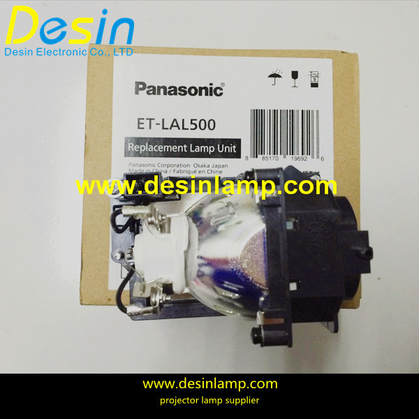 Original Replacement Projector Lamp ET-LAL500 for Panasonic PT-TX210/PT-TX310/PT-TX400