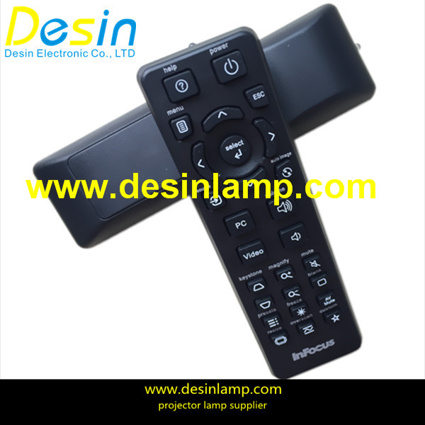 wholesale replacement projector remote control for Infocus IN112 , IN114 , IN116 , IN124 , IN126 projectors