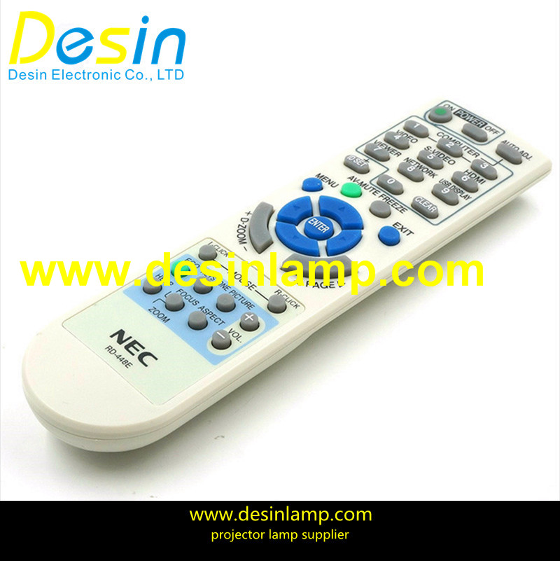 wholesale NEC NP110+ NP115+ NP210 NP215 UM280X+ projectors replacement remote control