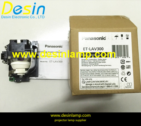 Original Projector Lamp ET-LAV300 for PANASONIC PT-VW340Z/PT-VW345NZ/PT-VW350/PT-VW355N